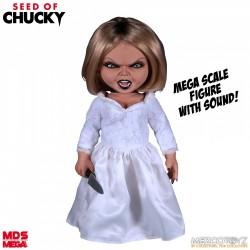 Mezco Tiffany Seed Of Chucky MDS Mega Scale Figure