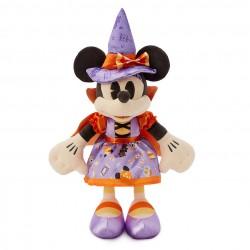 Disney Minnie Mouse Halloween Witch Plush