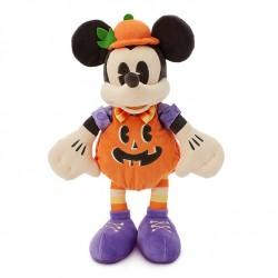 Disney Mickey Mouse Halloween Pumpkin Plush