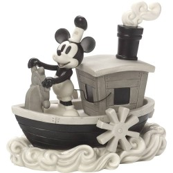 Disney Precious Moments Steamboat Willie