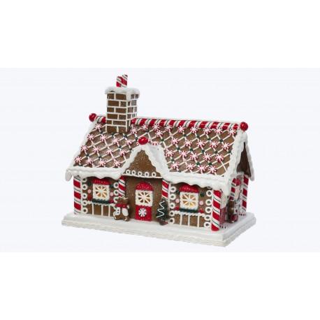 Kurt S. Adler Gingerbread House Led 9,84 Inch