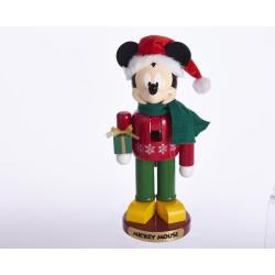 Disney Mickey Mouse with Present Doll Nutcracker