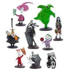 Disney The Nightmare Before Christmas Deluxe Figurine Playset