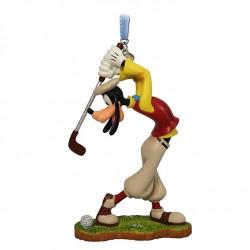 Disney Goofy Golfing Hanging Ornament