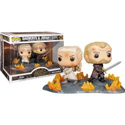 Funko Pop 86 Game of Thrones 2-Pack Daenerys & Jorah