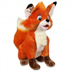Disney Tod Plush, The Fox and the Hound