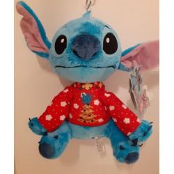 Disney Stitch in Christmas Jumper Plush 30cm