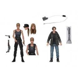 NECA Terminator 2 Judgment Day Action Figure 2-Pack Sarah Connor & John Connor 18 cm