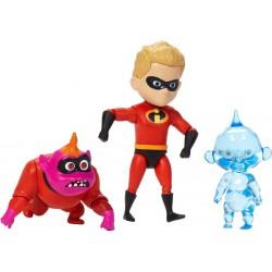 Disney Pixar The Incredibles Dash & Jack-jack Figures