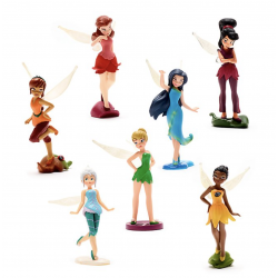 Disney Fairies Figurine Playset