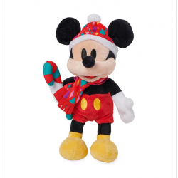 Disney Mickey Mouse Christmas Pluche