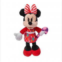 Minnie Mouse Christmas Pluche