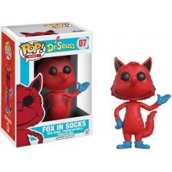 Funko Pop 07 Fox In Socks, Dr. Seuss