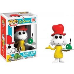 Funko Pop 05 Sam I Am, Dr. Seuss (Limited, Flocked)