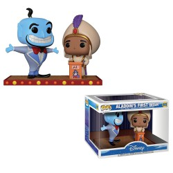 Funko Pop 409 Movie Moments Aladdin's First Wish, Aladdin