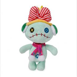 Disney Lilo & Stitch Scrump Christmas Pluche