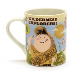 Disney Up Poster Mug