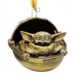 Disney The Child Bronze-Toned Hanging Ornament, Star Wars