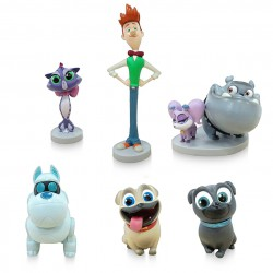 Disney Puppy Dog Pals Figure Play Set