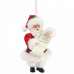 Possible Dreams: Naughty and Nice Ornament