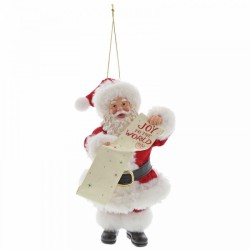 Possible Dreams: Joy to the World Ornament