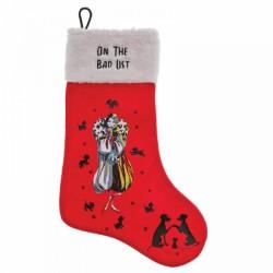 Disney On The Bad List (Cruella De Vil Stocking)
