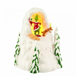 Department 56 - Mt. Crumpit (The Grinch)