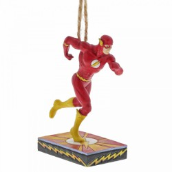 DC - The Flash Silver Age Hanging Ornament