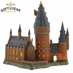 Harry Potter Village: Hogwarts Great Hall and Tower
