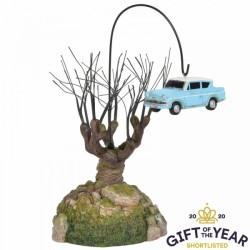 Harry Potter Village: Whomping Willow Tree
