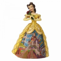 Disney Traditions - Enchanted (Belle Figurine)