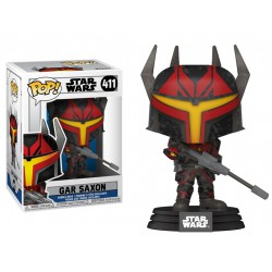 Funko Pop 411 Gar Saxon, Star Wars