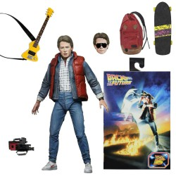 NECA Back to the Future Action Figure Ultimate Marty McFly 18 cm