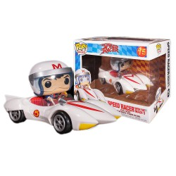 Funko Pop Rides 75 Speed Racer w/Mach 5