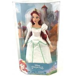 Disney Ariel Wedding Dress Classic Doll