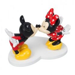 Disney Magical Moments - Mickey & Minnie Kissing