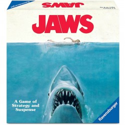 Jaws Board Game - A Game of Strategy and Suspense
