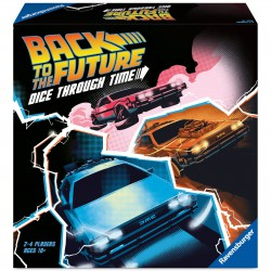 Back To The Future Boardgame - Dice Through Time