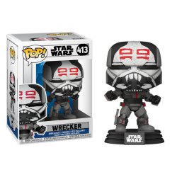 Funko Pop 413 Wrecker, Star Wars