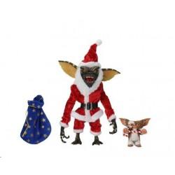 NECA Gremlins: Santa Stripe with Gizmo